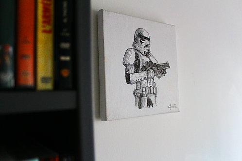 Stormtrooper DESSIN