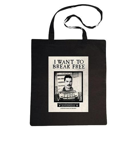 Tote bag Break Free