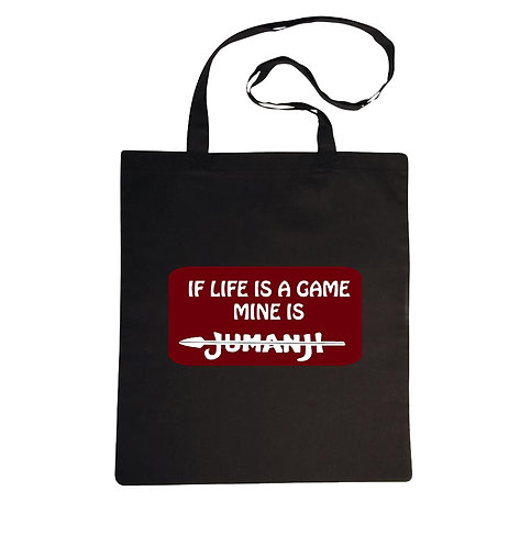 Tote bag Jumanji