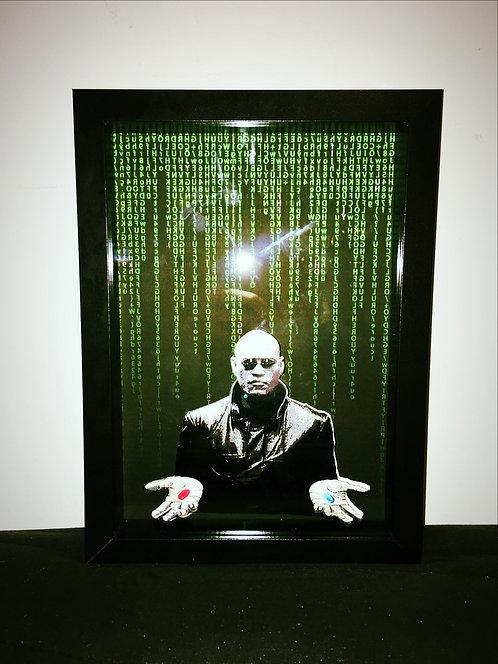 Tableau 3D Morpheus