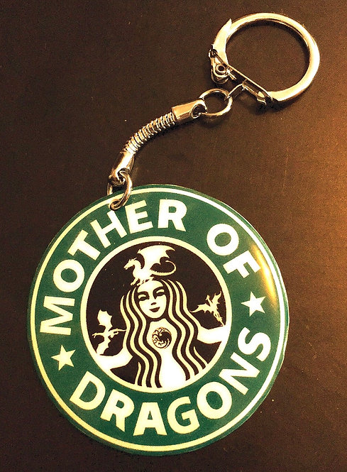 Porte clef Mother of dragons