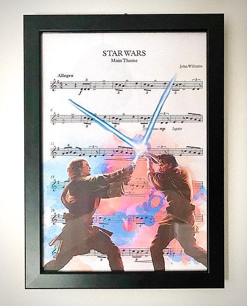 Star Wars Partition FanArt