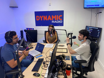 Emission Ciné Talk sur Dynamic Radio