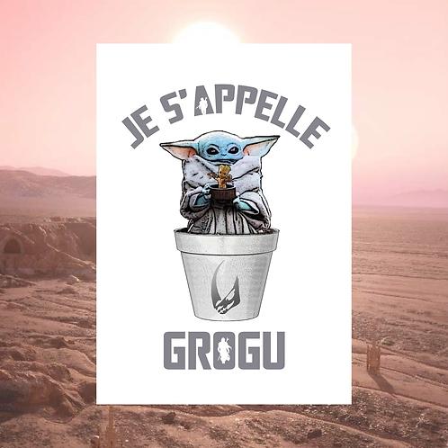 Poster Grogu