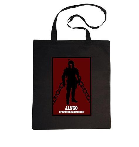 Tote bag Jango Unchained