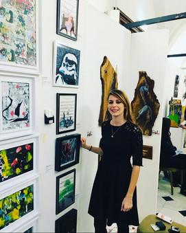 Parallax Art Fair Londres