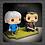Thumbnail: Diorama Pop Custom Perceval et Arthur