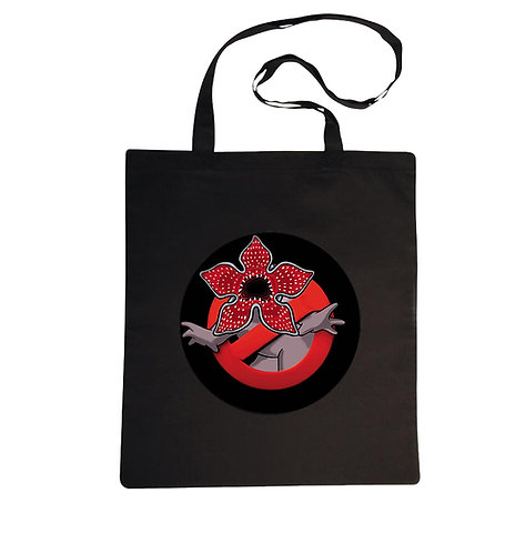 Tote bag Stranger Things Ghost Buster