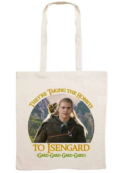Tote Bag Hobbits Isengard
