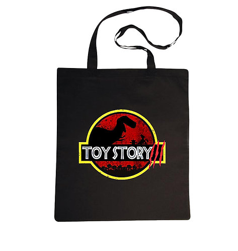 Tote bag Jurassic Toy