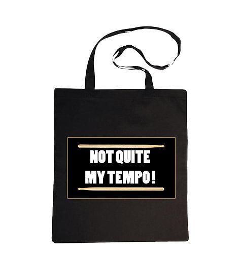Tote Bag Tempo