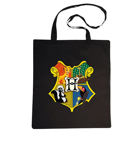 Tote bag Disney Hogwarts