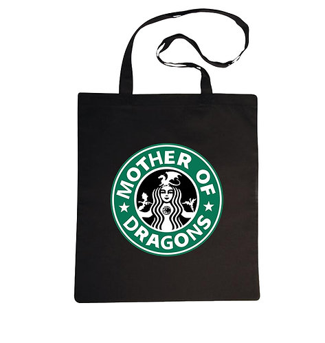 Tote bag Mother of dragons