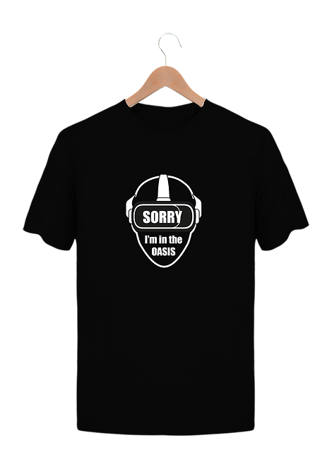 T-shirt Ready Player One