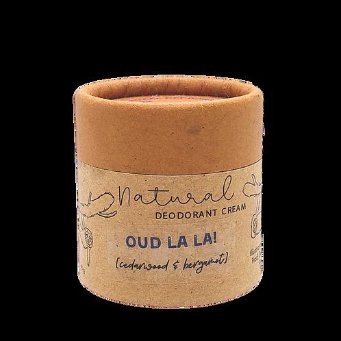Oud La La!   Cedarwood & Bergamot   Earthy & Calming