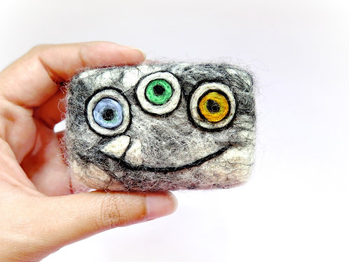 Mini Felted Soap | 50g