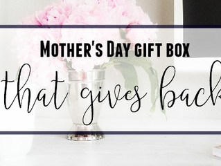 Treats for Mom Gift Set