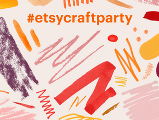 Calling for crafters and volunteers for Etsy Craft Party 2016