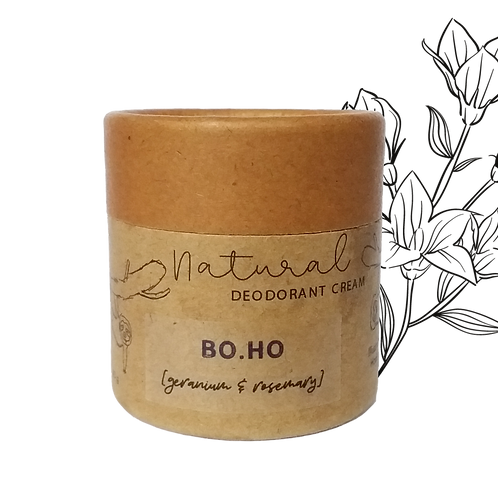 Bo.Ho : Geranium and Rosemary | Floral & Herbaceous