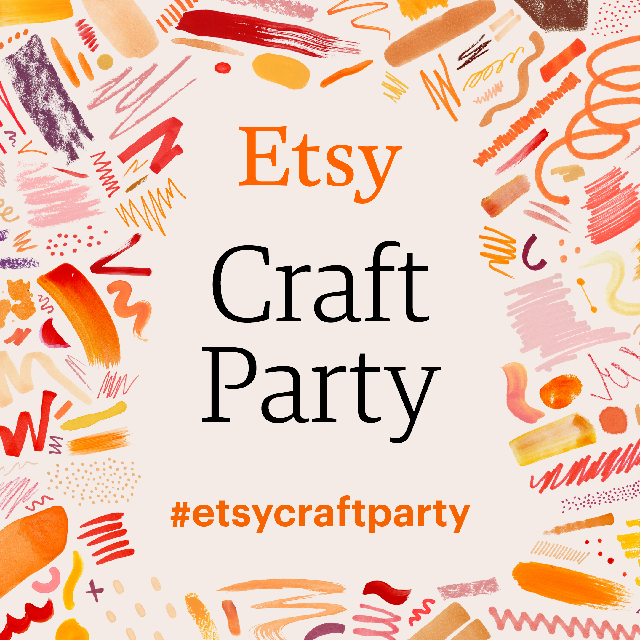 ETSY Craft Party 2016