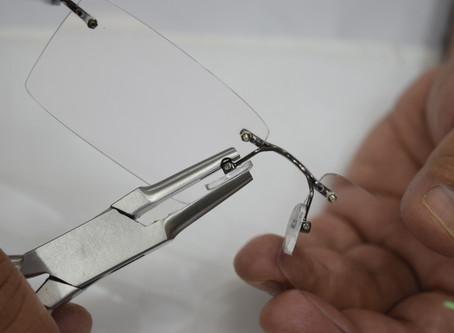 Nose Pad Adjusting Pliers