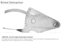 MILETTE – the toe-height measuring i