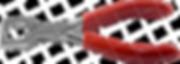 Screw Extracting Pliers | Optical Tools | Peening pliers