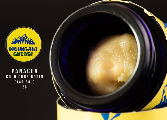 Panacea - Mountain Grease 149-90u Cold Cure Rosin