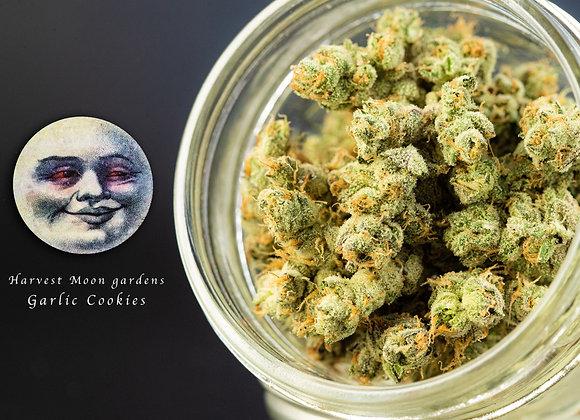 (GMO) Garlic Cookies (7g Jar) - Harvest Moon Gardens