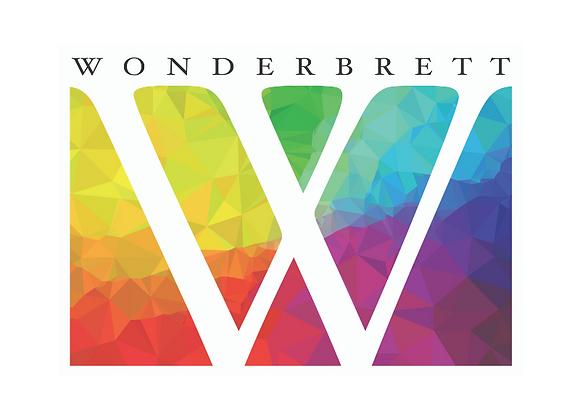 Pink Picasso - WonderBrett