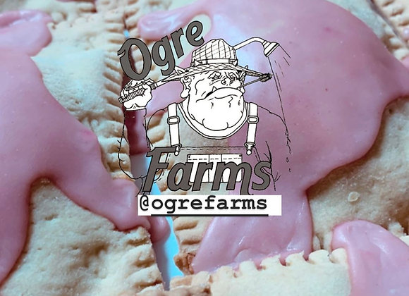 Super Chill - Strawberry Pop Tarts(200mg) Powered By Ogre Farms