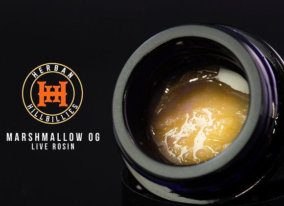 Marshmallow OG (2g) - (Chem D X TK) X Jet Fuel Gelato - Herban Hillbillies