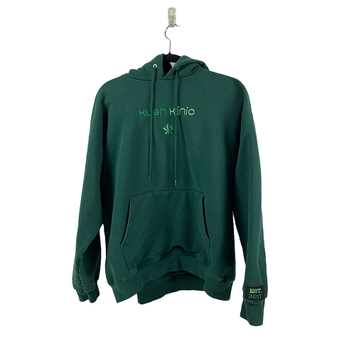 Kush Klinic Green Sweat Shirt 2020 Spring Line