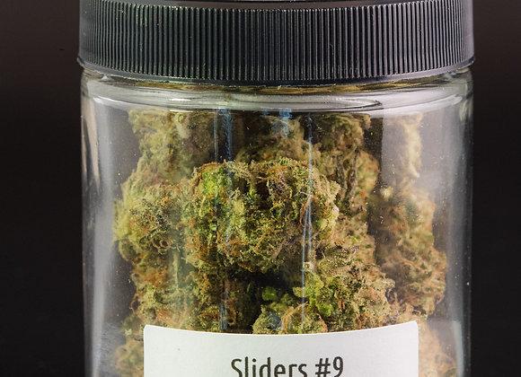 Sliders #9 (7g Jars) Evil Eye Gardens