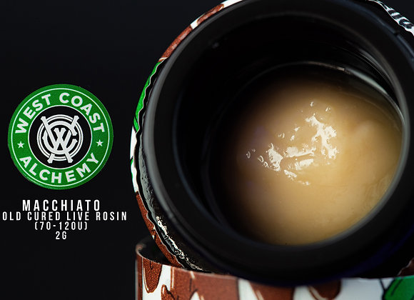 Macchiato - West Coast Alchemy Kaya Farms  2G 70-120u Cold Cure