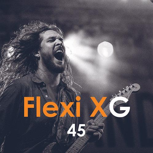Flexi XG 45 (Abstreichkarte Partner)