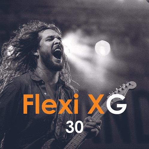 Flexi XG 30 (Abstreichkarte Partner)