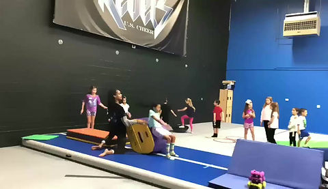 Birthday Parties at US Gym