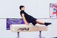 Boy's Gymnastics Team Mahwah NJ