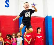 Gymnastics development program Mahwah NJ