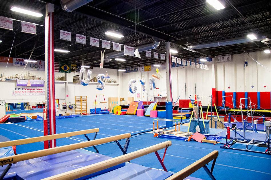 US Gym Mahwah NJ gymnastics state-of-the-art gym