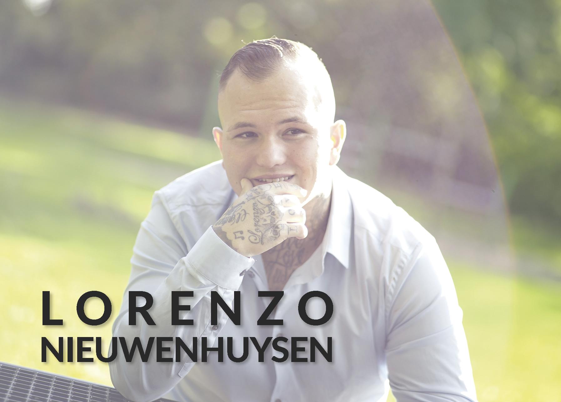 Double-You-Music-NL-Lorenzo-Nieuwenhuysen-Fotokaart-Voorkant