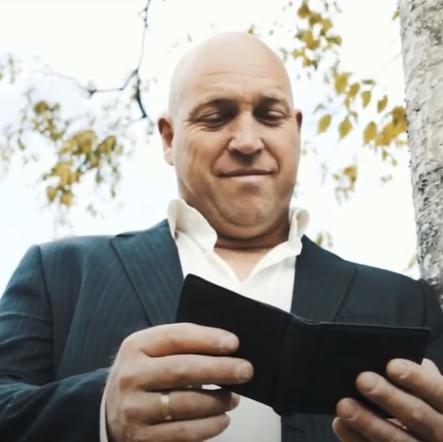 Remco van der Blom - De Trots Van Een Vader (Officiële Videoclip)