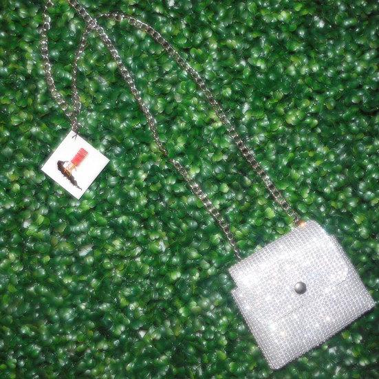 Mini Diamond Bag
