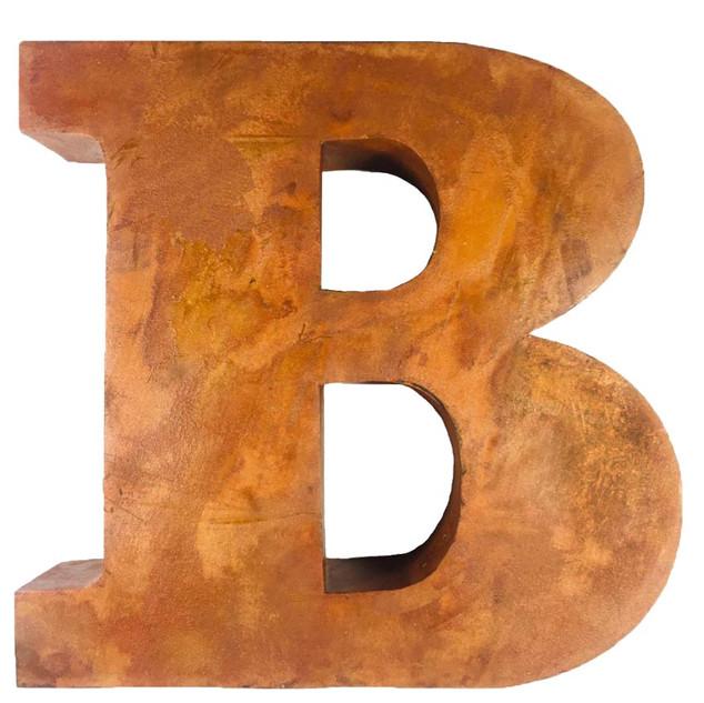 Letra B