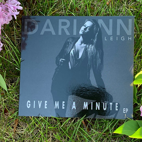 Give Me A Minute (EP)
