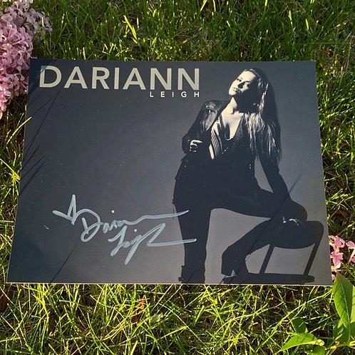 DL Autographed Photo