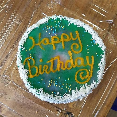 6 Inch Birthday cakes - Peanut Butter & Banana