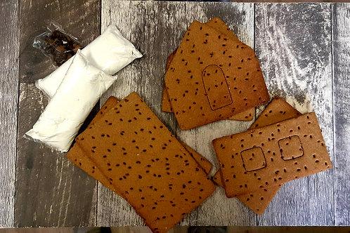 Pawliday Cookie Dog House Kit