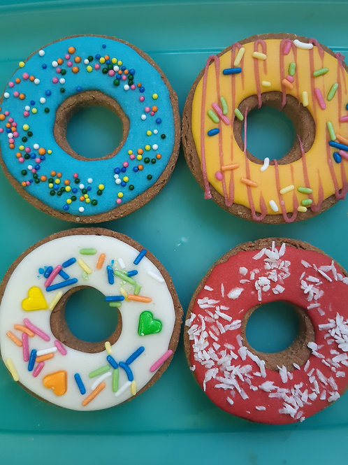 Donuts - Pack of 4